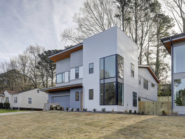 Home addition contractors in Atlanta built this